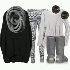 ♥winter outfit♥