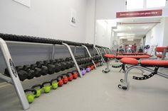 Mislata abre el nuevo gimnasio del pabellón polideportivo de La Canaleta en el que se han invertido 30.000 euros