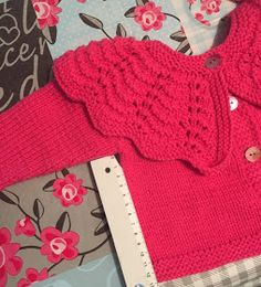 Blog Abuela Encarna Amelia, Sweaters, Blog, Fashion, Grandchildren, Knitted Baby Cardigan, Crochet Dress Girl, Weaving, La Mode