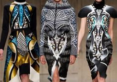 Peter Pilotto: Estampas digitais com ares africanos