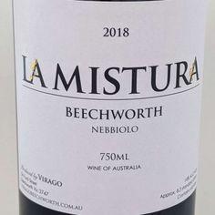"Virago Nebbiolo ""La Mistura"" 2018  #beechworthwine #whatvarietal #vinodiversity #viragowine Different Wines, Wine Education, Bottle Shop, Wine Reviews, Pot Of Gold, Italian Wine, Wineries, Alternative, Victorian"