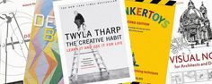 We asked some of the world's top design schools to share their favorite books. Here's what they recommend for your summer reading list.
