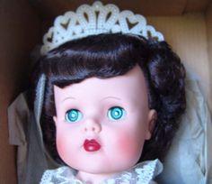 Baby Boomer Doll circa 1957 Looks like my Suzy