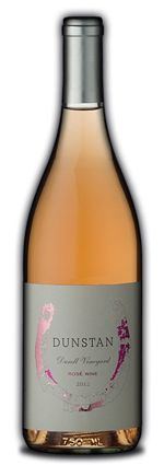 2013 Dunstan Rose Delicious chilled, our 2013 Rosé is crisp and refreshing with a bouquet of spring white flowers and wild strawberry. On the palate, flavors of tangerine zest and fraises de bois persist with a watermelon finish. $25.00 per bottle Delivermywine.com 888-959-7721