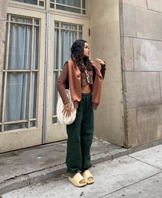 Cute Casual Outfits, New Outfits, Fashion Outfits, Stylish Outfits, Fashion Clothes, Autumn Outfits, Fashion Women, Koleen Diaz, Neutral Outfit