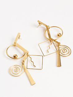 Alynne Lavigne Dream Earrings. Shop ARO.