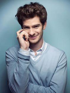 Style Crush: Andrew Garfield! With hair so perfect!