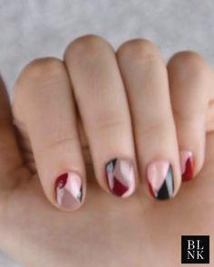 Pin by Lisa Firle on Nageldesign - Nail Art - Nagellack - Nail Polish - Nailart - Nails in 2020 Nail Deaigns, Gel Nail Tips, Toe Nail Art, Nail Art Diy, Easy Nail Art, Diy Nails, Cute Nails, Nail Art Designs Videos, Cute Nail Art Designs
