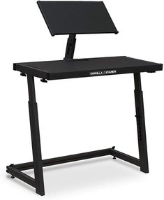 dj desk stand luxury home office furniture In a modern or dj desk stand, there's sometimes a desire to keep the area as airy and as free of f. Home Office Furniture, Diy Furniture, Dj Stand, Dj Table, Console, Wall Shelving Units, Music Studio Room, Dj Setup, Dj Booth