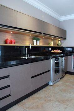 60 stunning contemporary kitchen design ideas you'll love 50 Best Kitchen Design, Luxury Kitchen Design, Kitchen Room Design, Contemporary Kitchen Design, Home Decor Kitchen, Interior Design Kitchen, Kitchen Hacks, Diy Kitchen, Kitchen Ideas