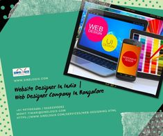 Are you searching best web designing company Bangalore? Then you are at right place. We at Sinelogix Technologies, provides best web designing solutions to clients around the world. Our Website designer in Bangalore team provide best strategies for increase your online presence as well as sales.  So, Contact web designing services Bangalore Now!  #Website_Designer_In_India #webdesigning #designing #onlinestore #website #portal #webdevelopment #webdeveloper #webdesigner #magento #woocommerce… Web Design Services, Web Design Company, Website Development Company, Web Development, Best Web Design, Portal, Searching, The Incredibles, India