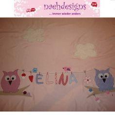 Süße Bettwäsche ♥