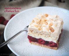 Malinowa chmurka Pie, Food, Torte, Cake, Fruit Cakes, Essen, Pies, Meals, Yemek