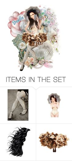 """""""Time stands still"""" by shay-h ❤ liked on Polyvore featuring art, doll, dolls, dollset, selfie and dollart"""