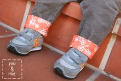 Pants cuff for lengthening kid pants