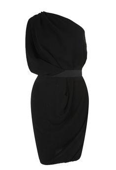 Lanvin Robe asymétrique en soie et coton, environ 1300 euros. Daily Fashion, Love Fashion, Beautiful Outfits, Gorgeous Dress, Paris Fashion, Passion For Fashion, Dress To Impress, Fashion Dresses, Clothes For Women