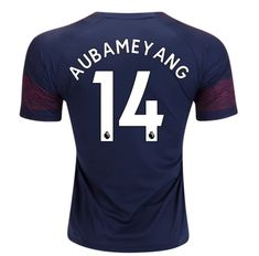 ccc0191fc26 Arsenal 18 19 Away Men Soccer Jersey Personalized Name and Number