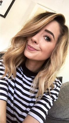 Sugg Life, Zoe Sugg, New Hair Colors, Hair Colour, Zoella, Celebs, Celebrities, Everyday Outfits, Youtubers