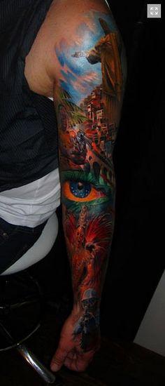 Deadi Tattoo Rio de Janeiro