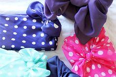Furosiki. Kendőbe rejtett ajándékok, avagy díszcsomagolás japán módra