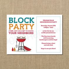 20 Best Block Party Fun Images Block Party Effortless Chic