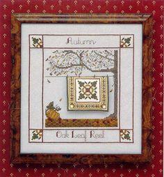 Gallery.ru / Фото #2 - 164 Quilts Cross Stitch - joobee