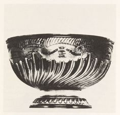 """The first Stanley Cup pic.), donated by Lord Frederick Arthur Stanley of Preston in a flashy silver salad bowl, which is a minimal prerequisite to deserve the attribution of """"trophy"""". It is the same cup that sits on top of the current trophy. Nhl Hockey Jerseys, Usa Hockey, Hockey World, Bruins Hockey, Hockey Baby, Lord Stanley Cup, Hockey Stanley Cup, History Of Hockey, Stars Hockey"""