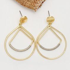 Pensive | Boho Chic Earrings