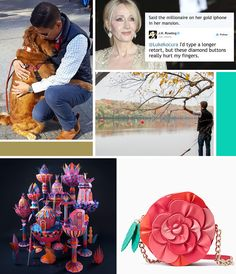Finds & Faves Vol. 42-La Lilú #art #fashion #travel #jkrowling #literature #dog #doglove #thehuggerdog #passionpassport #passionproject #katespadeny #katespade