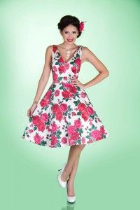 Tatyana Retro Inspired Women's Dresses and Rockabilly Clothing
