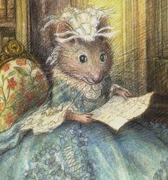 EEK! A Mouse  - Petra Brown