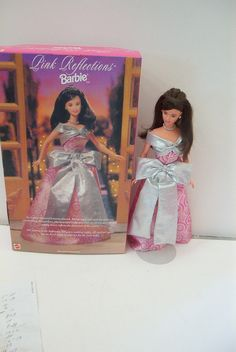 Sears Special Edition Pink Reflections Barbie 19130 Mattel | eBay