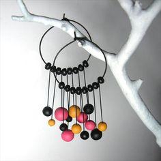 Soiree II Earrings. $29.00, via Etsy.