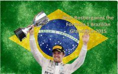 Nico Rosberg wins the Formula 1 Brazilian Grand Prix ~ HeybiroBlog Brazilian Grand Prix, Nico Rosberg, Tom Brady, Formula 1