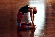Krissy Jones | Nike Yoga Instructor, Co-Owner of SKY TING YOGA | Photographed with Chloe Kernaghan by Anthony Blasko