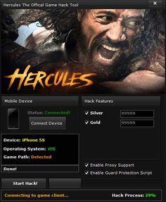 Hercules Hack Tool No Survey Free Download (Android | IOS)