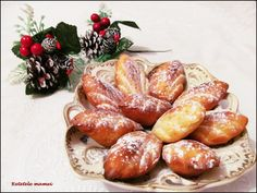 "Fursecuri ""Madlene"" Pretzel Bites, Bread, Food, Brot, Essen, Baking, Meals, Breads, Buns"