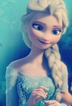 Elsa - frozen Photo