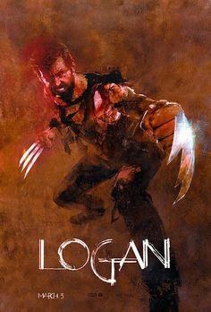 Logan by Bill Sienkiewicz