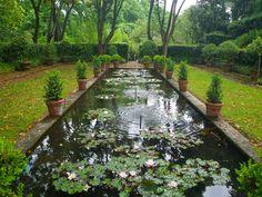 russell page / giardini della landriana