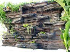 Jardines fuentes verticales de Artcromo