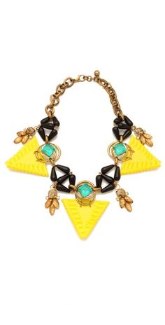 Yes please @LuluFrost Demeter Collage Necklace