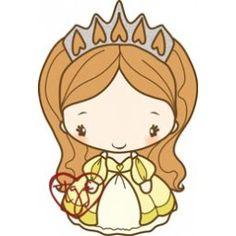 lots of pretty stamps! -  Princess no. 02