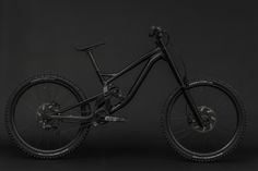 All black Polygon XL pound articles images. Downhill Bike, Mtb, Mountain Biking, All Black, Cycling, Vehicles, January, Passion, Motorcycle