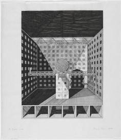 Franco Purini, drawings 1976-79