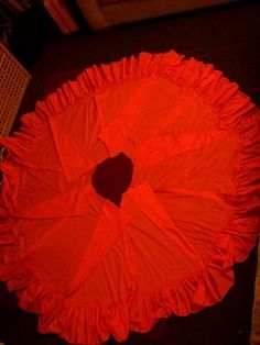 Sew little time...: Folklorico Skirt Part 2: Putting it together