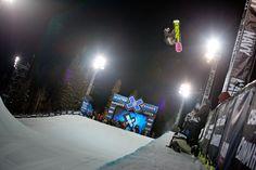 Matt Ladley PHOTO: Aaron Blatt | Get Ready for the 2013 Winter X Games: Super Pipe | TransWorld SNOWboarding