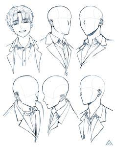 Manga Drawing Tutorials, Painting Tutorials, Art Tutorials, Sketches Tutorial, Manga Tutorial, Anatomy Tutorial, Drawing Reference Poses, Drawing Tips, Hand Reference
