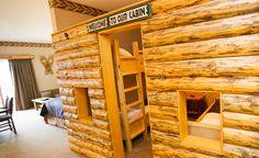 KidCabin® Suite at Great Wolf Lodge Cincinnati/Mason   Cool hotel room for kids #cincinnati #mason #ohio