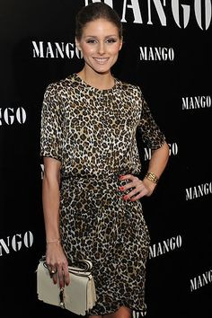 The Olivia Palermo Lookbook : Olivia Palermo At the Mango Fashion Show in Moscow